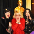 Cher Impersonator Bonnie Kilroe as Cher seeing double with Joan Rivers in Palm Springs!