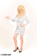 Bonnie Kilroe as Country Queen Dolly Parton  - Celebrity Imposters Impersonator