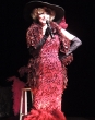 Bonnie Kilroe as Mae West  - Celebrity Imposters Impersonator