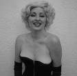 Bonnie Kilroe as Screen Legend Marilyn Monroe  - Celebrity Imposters Impersonator