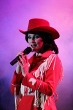 Bonnie Kilroe as country legend Patsy Cline - Celebrity Imposters Impersonator