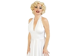 Bonnie Kilroe as screen icon Marilyn Monroe   Celebrity Imposters Impersonator